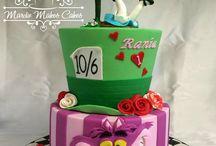 Saffy 18th BDay Cake