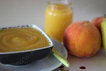 Çocuk ve Bebek Yemekleri / Bebek yemekleri, mamalari sağlıklı besinler