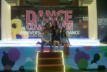 at return dance competition