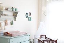 Babykamer en spulletjes