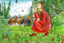 Artwork by Nikolai Fomin