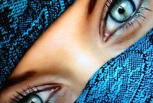 oči - eyes