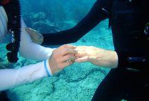 Underwater Weddings