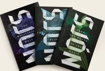 book cover design series