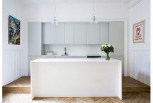 Bergère / Rénovation d'un appartement Parisien.  Atelier mkd.    32 rue Saint-Paul - 75004 Paris   contact@ateliermkd.com     Crédit photo : Raphael Dautigny