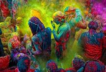 Life is Full of Colors