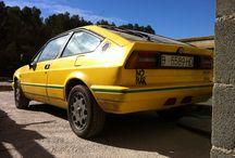 Alfa Romeo Sprint / Solo Alfa Romeo Sprint clasicos/ Just classic Alfa Romeo Sprint