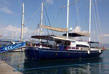 DERYA SULTAN R / #gulet, #yacht, #bluevoyage, #yachtcharter,  www.cnlyacht.com