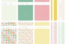 Printables / by Andrea Wright