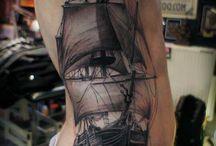 Tatto kapal