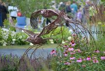 Garden sculpture / Our e-store Lago-Verde.ru tries to create a space for inspiration, join us and visit our web-site to order creation of any sculpture!  This board is devoted to: Garden sculpture  Park sculpture Public and city sculpture Outdoor sculpture Abstract sculpture Sculptures Modern sculptures Contemporary sculptures Загляните в магазин Lago-Verde.ru Современная скульптура Садово-парковая скульптура Садовая скульптура Парковая скульптура Скульптура из металла Абстрактная скульптура Скульптура