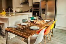 Cocinas (kitchens): decoración