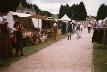 Re Enactors of Periods From the Bronze Age,Iron Age and Roman to Medieval and More. / Re Enactors and Re-enactments.