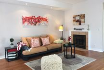 Staging Project / 2 Bedrooms and 2 Bathrooms
