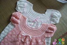 Dresses little baby