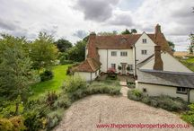 Stunning Houses / The loveliest of lovely homes for sale through The Personal Property Shop