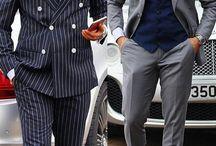 Lookbook - men - suit