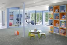Weight lifting room / by Jessica Gardner