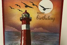 Stampin Up, High tide