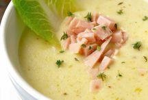 KHA/Low carb soups