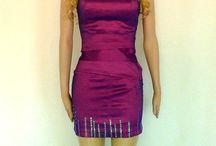 Vestidos cortos Jessica Moreno