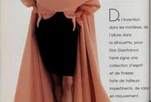 Ferre x Dior