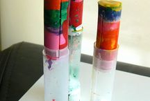 Crayon Projects / by Debbie McBrayer
