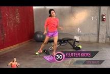 Fitness: Abs | Core / by Ashley Ghilardi