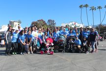 2014 WalkMS / 24Hr HomeCare staff participated in the 5K Walk at the Rose Bowl to raise awareness and funding for the Multiple Sclerosis Society!