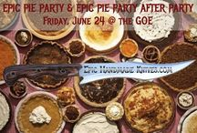 Upcoming Events / Epic Handmade Knives hosts Epic Events.