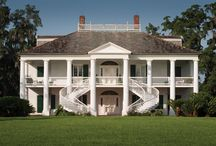 Evergreen Plantation / The historic Evergreen Plantation