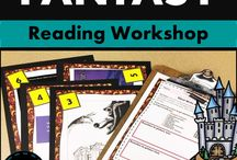 Fantastic Reading Resources / This board contains great ideas and products for teaching reading to students in grades 3-8., upper elementary and middle school.