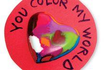Valentine craft ideas / by Samantha Butler Spencer