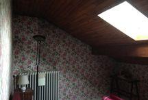 Notre Maison Avant - Intérieur / Avant de commencer les travaux ... tout est à faire