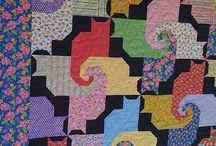 cat quilt very nice