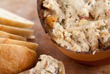 Recipes: Appetizer's