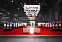 Red Hot Exhibitions / Fiery Expocentric stands