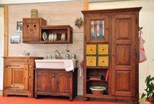 Bricolage: mobili al sapore di natura! / Coloritura e protezione di mobili ed arredi. Veloci e privi di  emissioni dannose.
