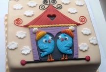 Cakes / by Ashley Mellinger