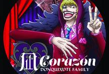 'Corazon' Donquixote Rocinante