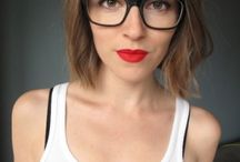 make up for glasses