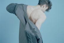 unusual knits  / a collection of really unusual knit garments una collezione di capi a maglia davvero insoliti