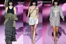 Marc Jacobs / Marc Jacobs collezione e catalogo primavera estate e autunno inverno abiti abbigliamento accessori scarpe borse sfilata donna.