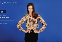 Diligo | ♥ Lookbook A/W '12 / Diligo Autumn/Winter 2012 Lookbook. Designer Style Under R500... / by Diligo Online
