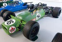 Formula 1 / Monoplazas y circuitos