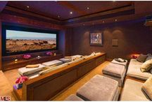 MOVIE ROOM / by Roxie Rivas