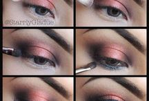 Makeup ~ Eyes / by Ruby Fong