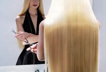 Gorgeous Smooth & Sleek Hair / there is nothing more beautiful and simple than smooth sleek and shiny hair!!!