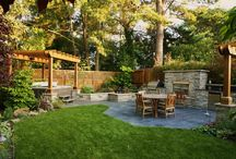 Outdoor Garden Ideas / by Jaymey Sweeney