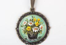 the oil pendant